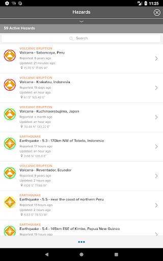 Disaster Alert 369.674.1 Screenshots 6