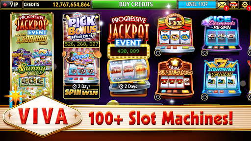 Viva Slots Vegasu2122 Free Slot Jackpot Casino Games apkslow screenshots 4