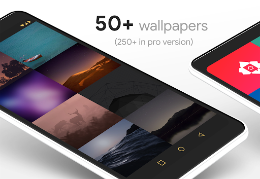 Lines - Icon Pack (Free Version) 3.2.8 Screenshots 9
