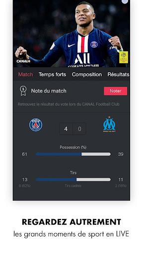 myCANAL, vos programmes en live ou en replay screenshots 4