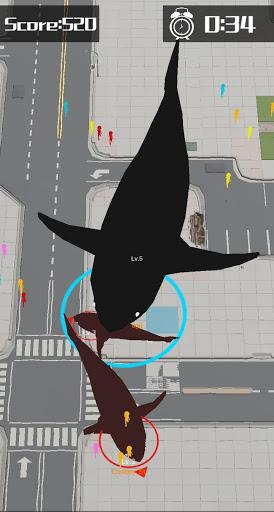 Shark Rampage: Shark War - Animal Warfare.io  screenshots 23