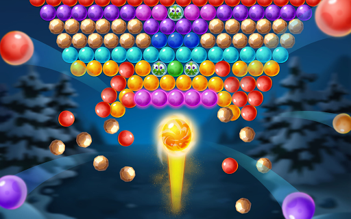 Bubble Shooter: Primitive Dinosaurs - Egg Shoot 1.04 screenshots 21