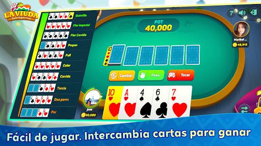 La Viuda ZingPlay: El mejor Juego de cartas Online apk 1.1.29 screenshots 3