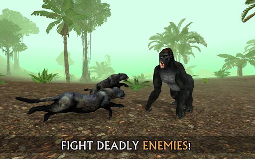 Wild Panther Sim 3D  screenshots 2