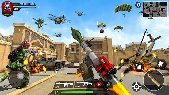 Real Commando Fps Shooting 1.11 Screenshots 4