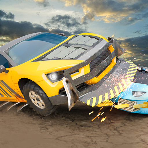 Demolition Derby Car Stunts: Shooting Game 2020
