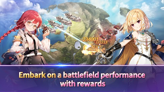 Celestial Goddess Mod Apk (God Mode) 3