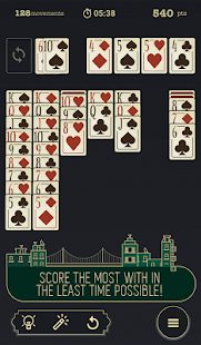 Solitaire Town: Classic Klondike Card Game