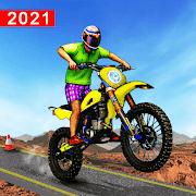 Mega Ramp Bike Stunts : Impossible Bike Game 2021