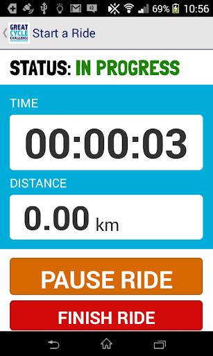 Great Cycle Challenge screenshot 4