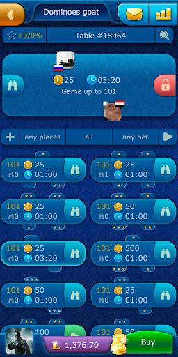 Dominoes LiveGames - free online game 4.01 screenshots 3