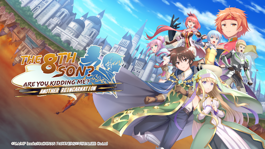 THE 8TH SON? Mod Apk ARE YOU KIDDING ME? A.R. (One Hit Kill) 1