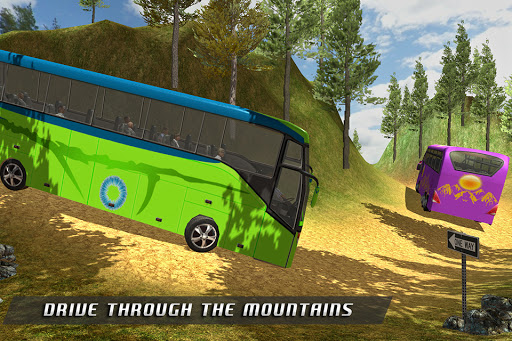 Bus Simulator 2021: Bus Games screenshots 5