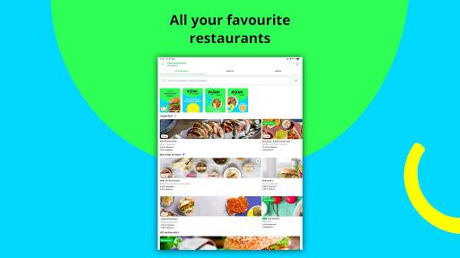 mjam u2013 Delivery Service for food, groceries & more apktram screenshots 12