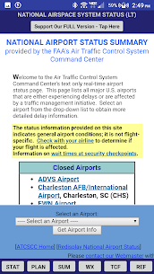 National Airspace Sys. Stat For Pc In 2020 – Windows 10/8/7 And Mac – Free Download 3