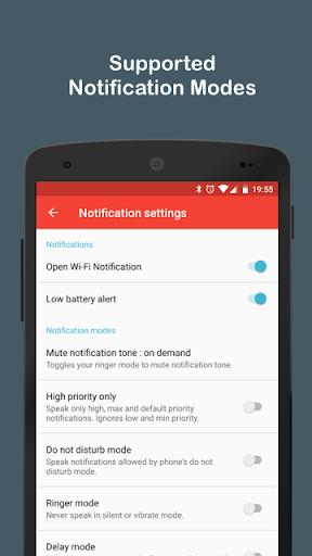 Audify Notifications Reader 3.5.0 Screenshots 10