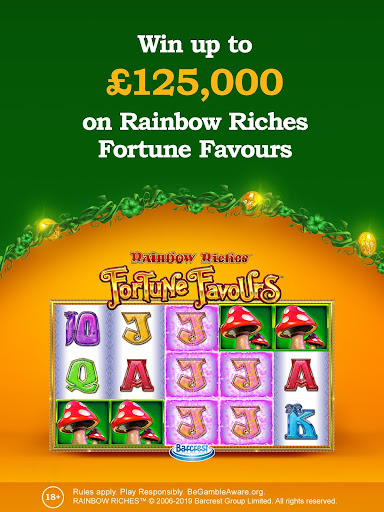 Rainbow Riches Casino: Slots, Roulette & Casino 11.37.0 2
