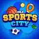 らくらくスポーツ王国:スポーツ王国を作ろう