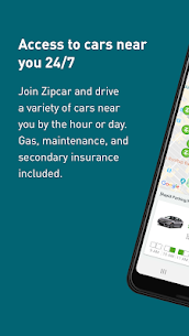 Zipcar 5.42.1 MOD for Android 1