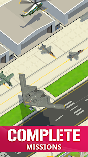 Idle Air Force Base Screenshot