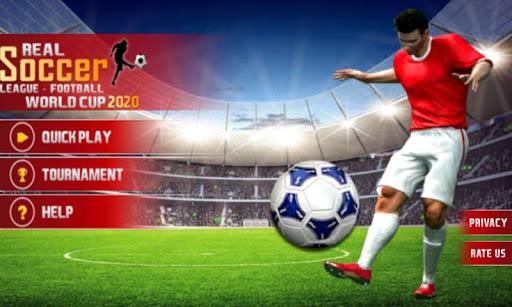 Real World Soccer League: Football WorldCup 2020 2.0.1 Screenshots 10