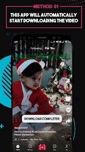 Video Downloader for TikTok – No Watermark MOD (Ad Free) 3