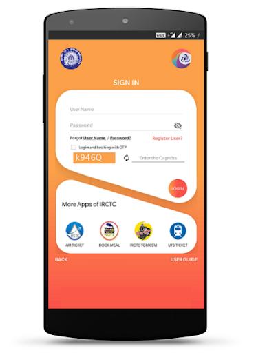 IRCTC Rail Connect 4.0.4 Screenshots 3