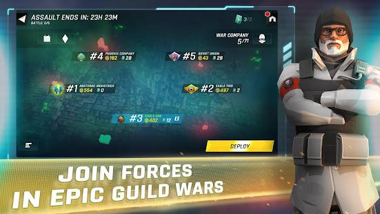 Hack Game Tom Clancy's Elite Squad - Military RPG apk free