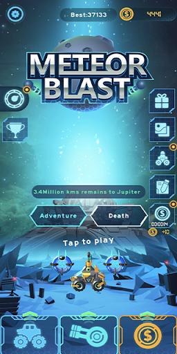 Meteorite blast 1.0.10 screenshots 1