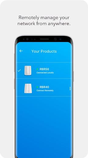 NETGEAR Orbi u2013 WiFi System App screenshots 7