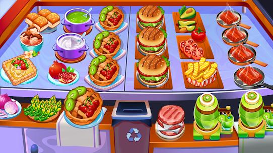Cooking Mania – Food Fever & Restaurant Craze 3