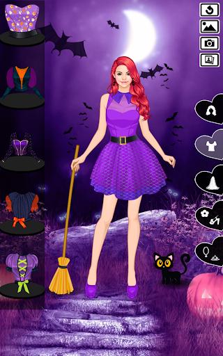 Sweet Vampire Wedding dress up  screenshots 5