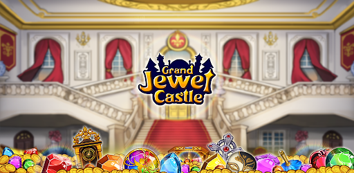 Grand Jewel Castle: Graceful Match 3 Puzzle  screenshots 2