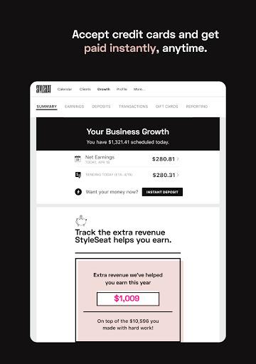 StyleSeat - Book Beauty & Salon Appointments apktram screenshots 14