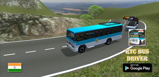 RTC Bus Driver - Tirupati Apkfinish screenshots 21