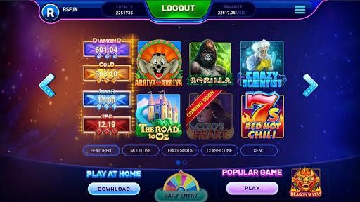 RSFun - New Casino Slot Games & Slot Machines 2021  Screenshots 3