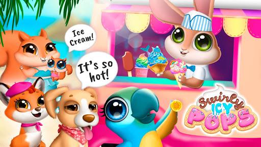 Swirly Icy Pops - Surprise DIY Ice Cream Shop 5.0.93 screenshots 6