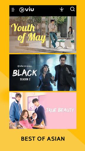 Viu - Korean Dramas, Variety Shows, Originals android2mod screenshots 3