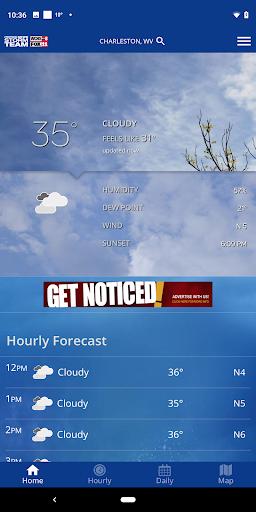 Storm Team Weather WCHS/Fox11 5.1.206 Screenshots 1