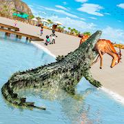 Angry Crocodile Simulator: Crocodile Attack