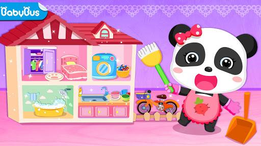 Baby Panda Happy Clean android2mod screenshots 13