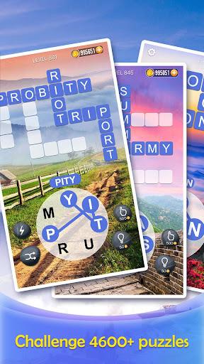 Word Crossy - A crossword game  Screenshots 5
