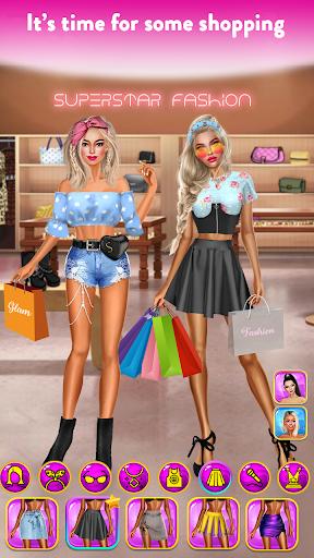 Superstar Stylist Dress Up apktram screenshots 5