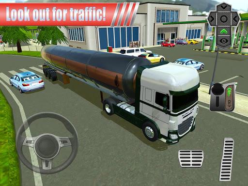 Gas Station: Car Parking Sim 2.5 Screenshots 9