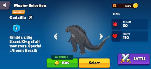 Godzilla vs Kong : Alliance apktram screenshots 5