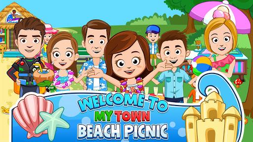 My Town : Beach Picnic apktram screenshots 1