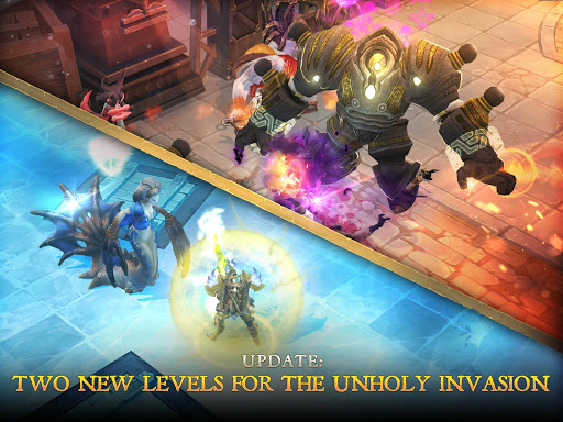 Dungeon Hunter 5 u2013 Action RPG android2mod screenshots 16