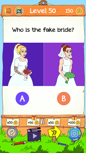 Braindom 2: Who is Lying? Fun Brain Teaser Riddles screenshots 6