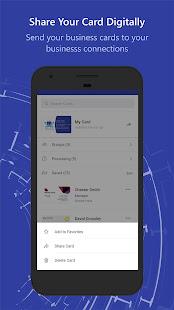 BizConnect- Business Card Scanner & Card Reader
