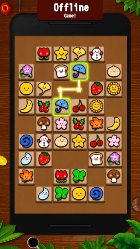 Tile Connect 3D&Free Classic puzzle games apkslow screenshots 5